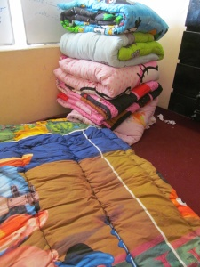 the first duvets