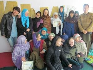 GROUP WOMEN DUVET