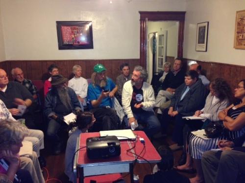 Gathering in Kasas City